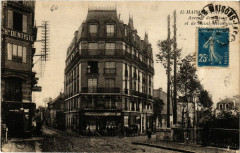 Maisons-Laffitte - Avenue de l'oissy et de Saint-Germain 78 Maisons-Laffitte