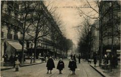Auteuil - Rue Lafontaine - Auteuil