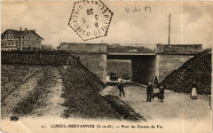 Limeil-Brevannes - Pont du Chemin de Fer 94 Limeil-Brévannes