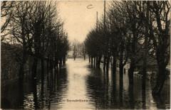 Maisons-Alfort - Inondations de Janvier 1910 - Rue de la gare 94 Maisons-Alfort