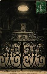 Champigny-sur-Marne - La Chapelle du Monument (1870-71) 94 Champigny-sur-Marne