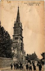 Alfortville - L'Eglise 94 Alfortville