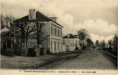 Limeil-Brevannes Avenue de la Gare 94 Limeil-Brévannes