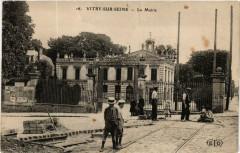Vitry-sur-Seine La Mairie 94 Vitry-sur-Seine