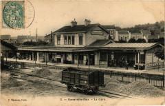 Rosny-sous-Bois - La Gare 93 Rosny-sous-Bois