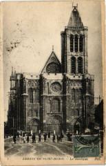 Abbaye de Saint-Denis - La Basilique 93 Saint-Denis