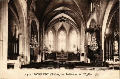 Mornant - Interieur de l'Eglise 69 Mornant