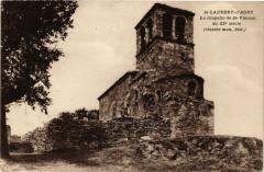 Saint-Laurent-d'Agny - La Chapelle de Saint-Vincent - Saint-Laurent-d'Agny