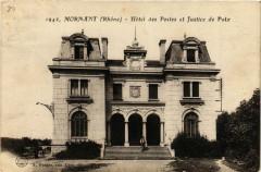 Mornant - Hotel des Postes et Justice de Paix 69 Mornant