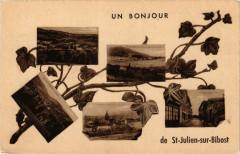 Saint-Julien-sur-Bibost - Scenes - Un Bonjour - Saint-Julien-sur-Bibost