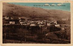 Saint-Julien-sur-Bibost - Vue générale - Saint-Julien-sur-Bibost