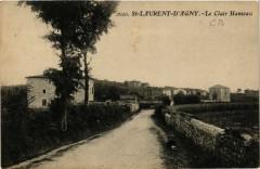 Saint-Laurent-d'Agny - La Clair Hameau - Saint-Laurent-d'Agny