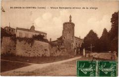 Saint-Haon-le-Chatel Vieux Remparts et tour de la Vierge - Saint-Haon-le-Châtel