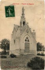 Saint-Joseph Chapelle de Chagneux - Saint-Joseph