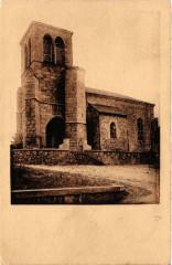 Saint-Priest-la-Vetre L'Eglise - Saint-Priest-la-Vêtre
