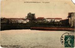 Saint-Cyr-de-Favieres Vue générale - Saint-Cyr-de-Favières