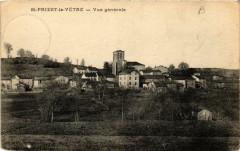 Saint-Priest-la-Vetre Vue générale - Saint-Priest-la-Vêtre