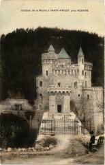 Chateau de la Roche a Saint-Priest pres Roanne 42 Roche