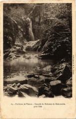 Env. de Vienne - Cascade du Ruisseau de Malacombe 38 Vienne