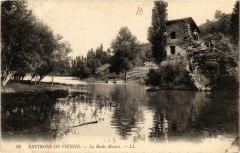 Env. de Vienne - La Roche Moussi 38 Vienne