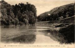 Env. de Vienne - La Lone de Saint-ROMAINs en Gall 38 Vienne
