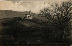 Trept - Eglise du Cozance - Trept