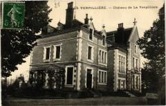 La Verpilliere - Chateau de La Verpilliere - La Verpillière