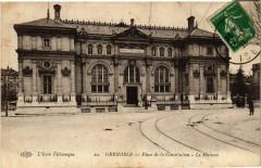 -Grenoble - Place de la Constitution - Le Museum 38 Grenoble