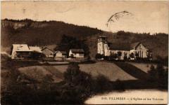 Fillinges - L'Eglise et les VOIRONs - Fillinges