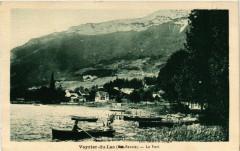 Veyrier-du-Lac - Le Port - Lac d'Annecy - Veyrier-du-Lac