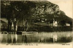 Veyrier-du-Lac - Lac d'Annecy - Vue - Veyrier-du-Lac