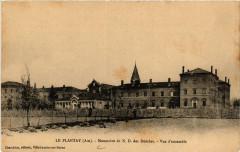 Le Plantay Monastere de N-D des Dombes Vue d'ensemble - Le Plantay