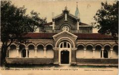 Le Plantay Monastere de N-D des Dombes Entrée Principale - Le Plantay