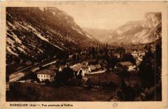 Rossillon Vue générale et Vallée - Rossillon