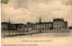 Le Plantay Monastere de N-D des Dombes - Le Plantay