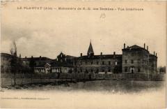 Le Plantay Monastere de N-D des Dombes Vue intérieure - Le Plantay