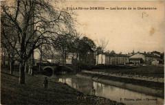 Villars-les-Dombes Les bords de la Chalaronne - Villars-les-Dombes
