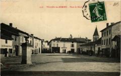 Villars-les-Dombes Place du Marché - Villars-les-Dombes