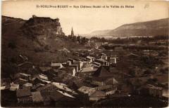 Saint-Sorlin-en-Bugey Son Chateau feodal et la Vallée du Rhone - Saint-Sorlin-en-Bugey