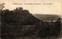 Verizieu Vieux Chateau de Saint-Andre - Izieu