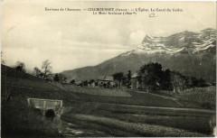 Env. de Chamoux - Chamousset - L'Eglise. Le Canal du - Chamousset
