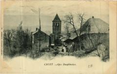 Cruet - Alpes Dauphinoises - Cruet