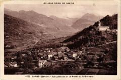 Les Jolis Coins de Savoie - Landry - Vue générale et .. - Landry