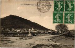 Saint-Pons Vue générale - Saint-Pons