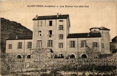 Saint-Pons Les Ecoles vue cote Sud - Saint-Pons