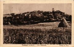 Toulaud. Vue générale - Toulaud