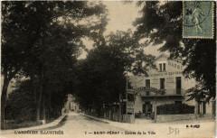Saint-Peray Entrée de la Ville - Saint-Péray