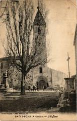 Saint-Pons L'Eglise - Saint-Pons
