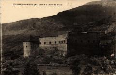 Colmars les Alpes Fort de Savoie - Colmars