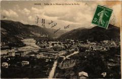 Digne Vallée de la Bléone et Cloche de Barles - Barles